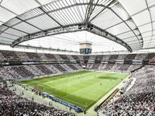Weitere fünf Jahre Commerzbank als Stadion-Namensgeber