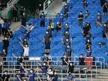 Die K-League lässt wieder Zuschauer zu