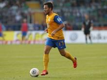 Kevin Kratz wechselt von Braunschweig nach Sandhausen