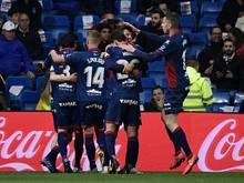 SD Huesca schafft den direkten Wiederaufstieg