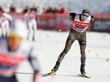Eisenlauer erreichte in Val di Fiemme das Halbfinale