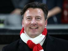 Kosta Runjaic will die Bayern ärgern