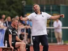 Testspiel für Bochum und Trainer Thomas Reis entfällt
