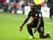 Arthur Boka war nicht zufrieden mit dem Angebot des VfB