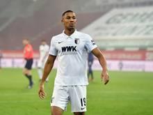 Felix Uduokhai vom FC Augsburg ist wieder fit