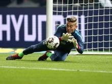 Jonathan Klinsmann wartet noch auf sein Bundesliga-Debüt