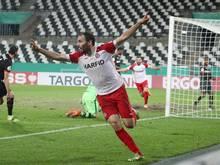Engelmann träumt vom Einzug ins Pokal-Halbfinale