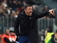 Parma-Coach Roberto D'Aversa litt auch am Coronavirus
