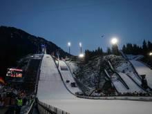 Oberstdorf ist der einzige Bewerber um die Skiflug-WM