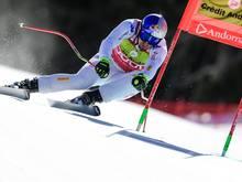 Dominik Paris hat den Super-G-Weltcuptitel gewonnen