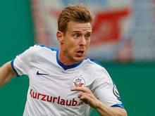 Maximilian Ahlschwede wechselt von Rostock nach Würzburg