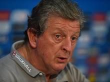 Unglückliche Wortwahl: Roy Hodgson stichelt gegen Suárez