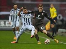 Andreas Ludwig (2.v.l.) wechselt zum FC Utrecht