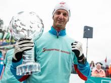 Freut sich auf die Aufgabe beim DSV: Heinz Kuttin