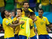 Knapp 16 Millionen sahen den Auftaktsieg von Brasilien