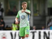 Stefaniak spielte schon in der Jugend für Dynamo Dresden