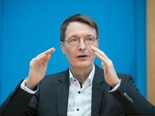 SPD-Politiker und Gesundheitsexperte Karl Lauterbach