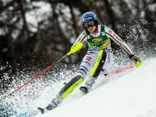 Lena Dürr belegt in Kransjka Gora Platz 23