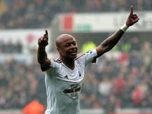 Jubelt kommende Saison für West Ham: André Ayew