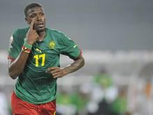 Mo Idrissou steht in Österreich vor seiner Abschiebung