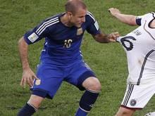 Rodrigo Palacio fehlt im Test gegen Deutschland