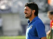 Gennaro Gattuso trainiert künftig den AC Pisa