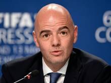 FIFA hebt Sperre gegen indonesischen Verband auf