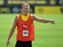 Im Nationalteam hat Erling Håland keine Startelf-Garantie
