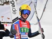 Ramona Straub beendet ihre Skisprung-Karriere