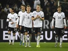 Ende Mai trifft die DFB-Auswahl auf die Schweiz