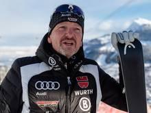 Wird durch Christian Schwaiger ersetzt: Mathias Berthold