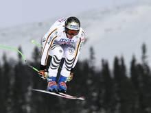 Thomas Dreßen ist Deutschlands Skisportler des Jahres