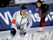 Claudia Pechstein hat den WM-Finallauf verpasst