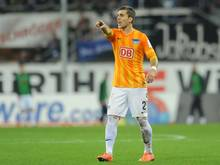Pekarik schoss Berlin zum 2:0-Sieg gegen Fürstenwalde
