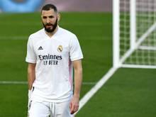 Ohne Karim Benzema tritt Real in Atalanta an