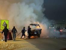 Schwere Ausschreitungen in Kairo fordern 14 Todesopfer