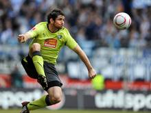 Kevin Schlitte wird den FC Erzgebirge Aue verlassen