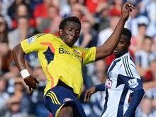 Neuer Teamkollege von Mario Gomez: Modibo Diakite