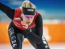 Claudia Pechstein verpasst in Minsk die Top 10