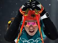 Katharina Hennig verpasst die Top-10
