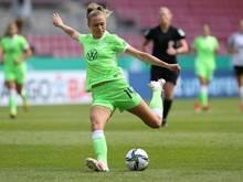 Wolfsburger Fußballerinnen auf Gruppenphasen-Kurs