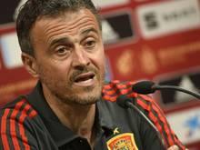 Luis Enrique wird wieder Nationaltrainer Spaniens