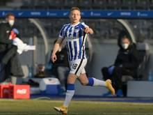 Santiago Ascacibar von Hertha BSC bekommt keine nachträgliche Sperre