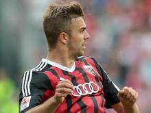 Lukas Hinterseer erzielte das 1:0 für Ingolstadt