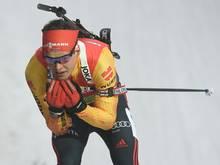 Biathlon: Philipp Horn will wieder an den Start gehen