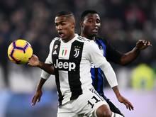 Das Topspiel Inter gegen Juventus wurde abgesagt