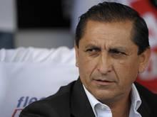 Ramon Diaz tritt bei River Plate zurück