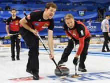 Die Curling-Männer holen ihren zweiten Sieg