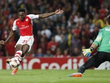 Hattrick durch Arsenal-Neuzugang Danny Welbeck