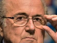 Der ukrainische Verbandschef kritisiert Blatters Umgang mit der Krim-Krise